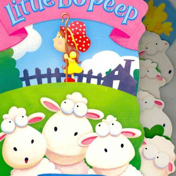 Little Bo Peep (Charles Reasoner Nursery Rhymes)