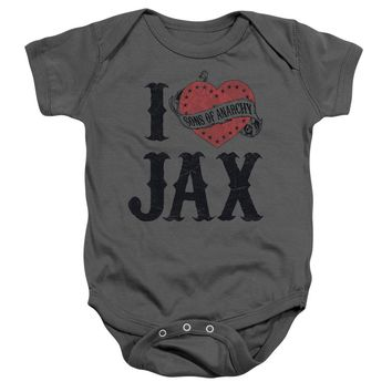 Sons Of Anarchy - I Heart Jax Infant Snapsuit