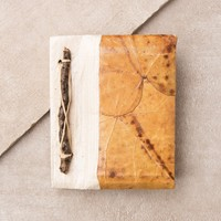 Natural Bamboo Journal