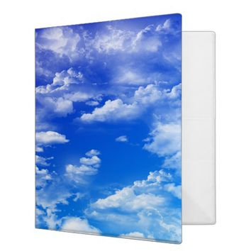Clouds Binder