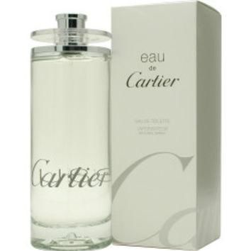 EAU DE CARTIER by Cartier