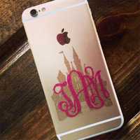 Disney Cell Phone Inspired Character Decal