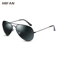 2016 new summer sunglasses retro female pilot driving mirror round Sunglasses Polarized Sunglasses and female out doors Sunglass