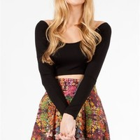 PAYOTE DREAMING SKIRT - Dissh