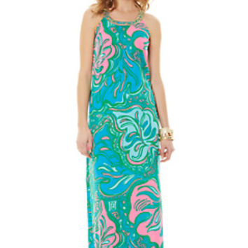 Franconia Circle Neck Maxi Dress - Lilly Pulitzer