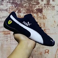 PUMA Woman Men Casual Sneakers Sport Shoes