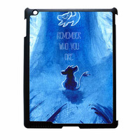 The Lion King Hakuna Matata Remember Who You Are iPad 3 Case