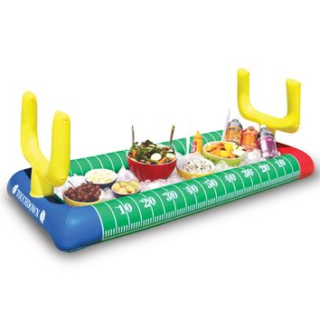 BIG MOUTH INFLATABLE FOOTBALL STADIUM SALAD BAR