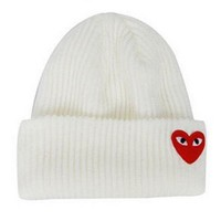 Comme des Garcons PLAY Beanie