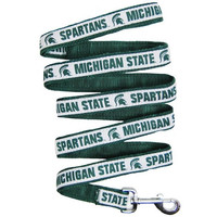 Michigan State Spartans Leash Medium