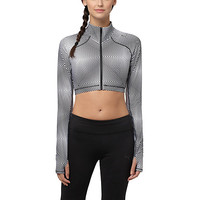 All Eyes On Me Long Sleeve Crop Top, buy it @ www.puma.com