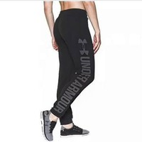 UNDER ARMOUR Women Men Lover Casual Pants Trousers Sweatpants F-ZDL-STPFYF-1