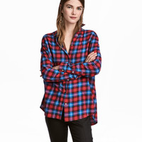 H&M Checked Cotton Shirt $9.99
