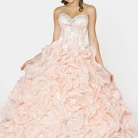 Blush Q126 at Prom Dress Shop