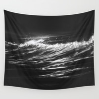 Battle cry Wall Tapestry by HappyMelvin