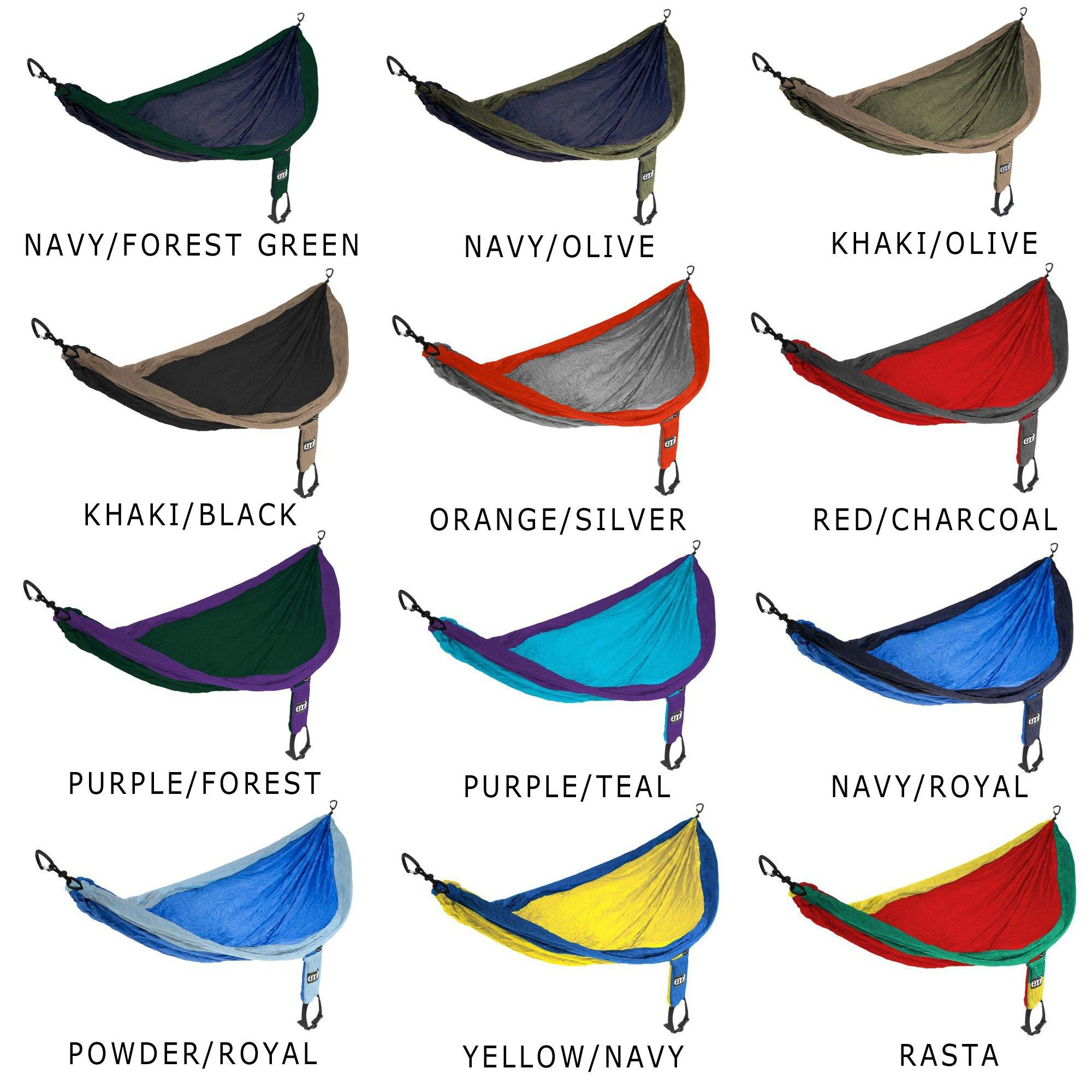Single or double nest hammock