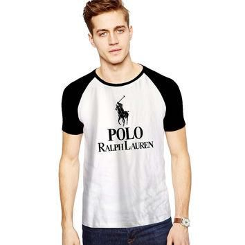 polo ralph lauren For Short Raglan Sleeves T-shirt, Red Tees, Black Tees, Blue Tees