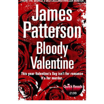 Bloody Valentine By (author) James Patterson