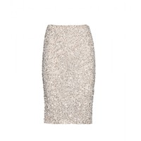 alice + olivia - ramos embellished skirt