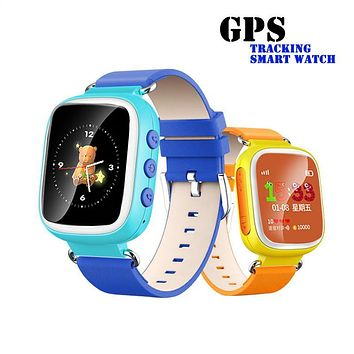 Smart baby Watch Q80 SOS Call Location Device watches GPS Tracker for kids Safe Anti Lost reminder clock PK Q50 Q90 smartwatch