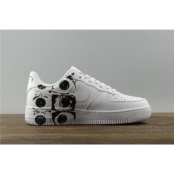 SUPREME X CDG x NIKE AIR FORCE 1 AF1 923044-100