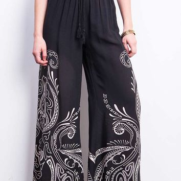 Filigree+Wide+Leg+Pants