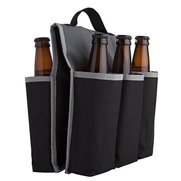 Beer Gear 6 Pack Bike Carrier by True