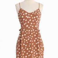 Pretty Woman Polka Dot Dress | Modern Vintage Dresses