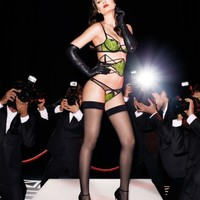 Autumn Winter 2013 by Agent Provocateur - Electra Waspie
