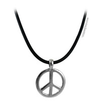 Simply Peace Necklace on Sale for $5.99 at HippieShop.com
