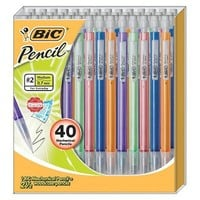 BIC .7mm Mechanical Pencils - 40ct