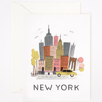 Rifle Paper Co. - New York Card