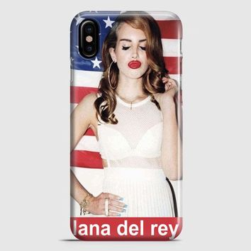 Lana Del Rey Ultraviolence iPhone X Case