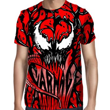 Carnage Red T-Shirt