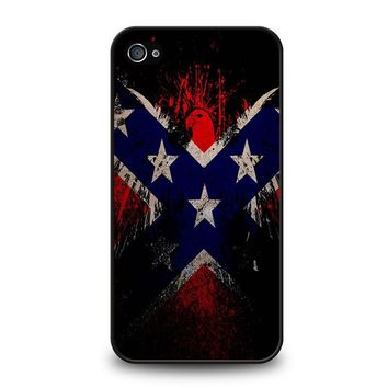 BROWNING REBEL FLAG iPhone 4 / 4S Case Cover