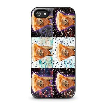 pizza cat 2 iphone 5 5s se case cover  number 1