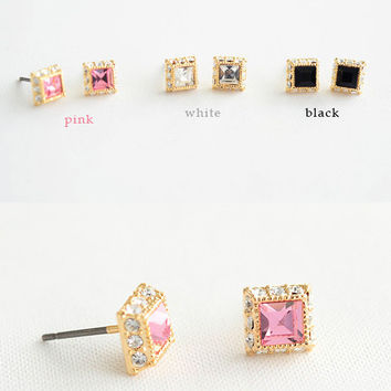A pair of earings.Fashion Elegant .ONE SIZE. ONS! [6057641025]