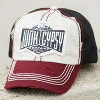 Junk Gypsy Raw Edge Hat