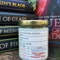 By the Wyrd Collection - Throne of Glass Inspired Candles