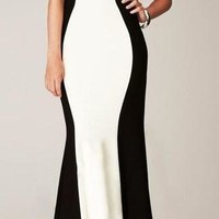 Mignon Formal Long Dress Evening Gown