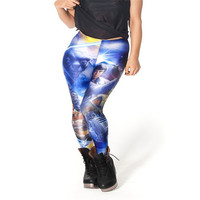 Fitted Punk Rock Leggings For Women - Pick Your Favorite - One Size Fits All