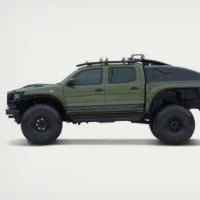 This Awful Winter is No Match For the Toyota Tacoma Polar Expedition Truck