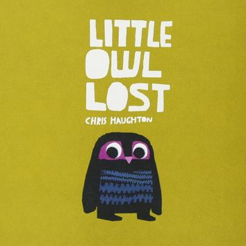 Little Owl Lost Board book – August 27, 2013