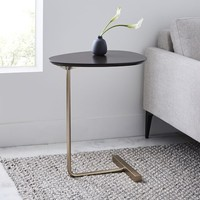 Charley C-Side Table – Dark Mineral