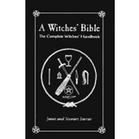 Witches' Bible, The Complete Witches' Handbook by Farrar/Farrar  NEW  shipping included