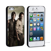 THE WALKING DEAD Rick & Daryl iPhone 4 5 6 Samsung Galaxy S3 4 5 iPod Touch 4 5 HTC One M7 8 Case