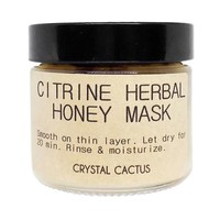 Citrine Herbal Honey Mask