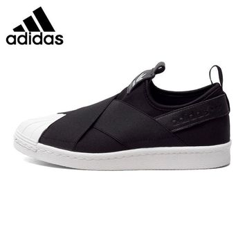 Original New Arrival Adidas Originals Superstar Women's Skateboarding Shoes Sneake
