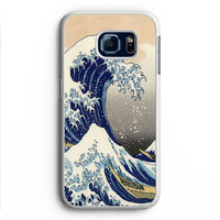 Great Wave Of Kanagawa Samsung Galaxy S6 Edge Plus Case Aneend