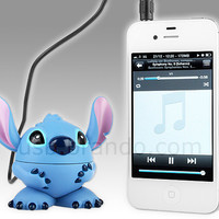 All about USB | USB 3.0, USB Gaming, USB Lifestyle | Brando Workshop : Disney Stitch USB Rechargeable Mini Speaker